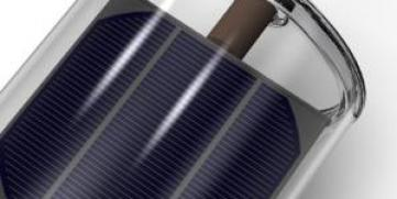 Naked Energy touts hybrid solar panel in tube design